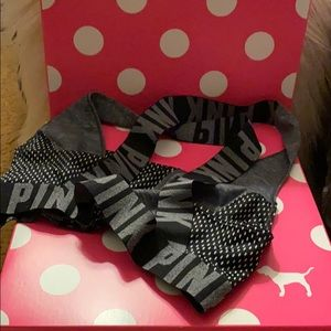 Pink by Victoria Secret work out bra